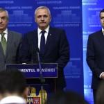 Scandal in coalitia de guvernare, Constantin l-a lasat balta pe Tariceanu si a plecat nervos din sedinta. Mai multi secretari de stat il sustin