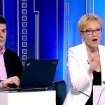 """Dana Grecu, enervata ca Dragnea a refuzat sa-i dea explicatii despre Legea salarizarii: """"Inteleg ca sunteti suparat cu Bombonica"""""""