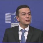 Presedintele Consiliului European, discutii despre lupta anticoruptie cu Sorin Grindeanu. Ce i s-a cerut imperativ premierului