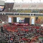 """Decizia conducerii PSD in privinta unui miting de amploare in Bucuresti. PSD Olt vrea sa arate lumii ca Romania nu este reprezentata """"doar de cei 100.000 din Piata Victoriei"""""""