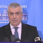 """Razboiul din ALDE iese urat la suprafata, Tariceanu sustine ca a fost """"santajat"""" de vicepremierul Daniel Constantin"""
