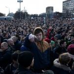 Suna cunoscut? Kremlinul sustine ca protestatarii anticoruptie de la Moscova au fost platiti