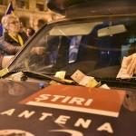 "Propagandistii anti-DNA de la RTV si Antena 3 tremura inaintea marelui miting de duminica: ""Manifestatiile de strada se vor acutiza"""