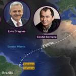 Caracatita Dragnea-Brazilia. Legaturi de afaceri si un deces dubios la mii de kilometri de Romania
