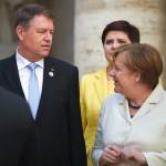 """""""Vom face UE mai puternica"""". Iohannis a semnat declaratia de la Roma, alaturi de liderii UE. Polonia a cedat pana la urma"""