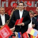 """""""PSD face dezastru in Guvern, Dragnea minte cu nerusinare"""". Victor Ponta, avertisment adresat membrilor PSD"""