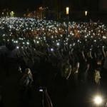 Proteste fara precedent in Ungaria: Mii de oameni au iesit in strada pentru a apara de Orban scolile infiintate de Soros