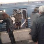 Mai multe bombe au explodat la metroul din Sankt Petersburg. Cel putin 10 morti si zeci de raniti(Foto&Video)