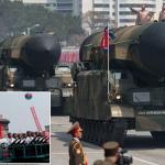 Video, parada inspaimantatoare la Phenian. Acestea sunt rachetele cu care Kim Jong Un spune ca poate lovi teritoriul Statelor Unite