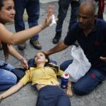 """""""Acum ori niciodata!"""". Revolutie in Venezuela, pana acum sunt 11 morti – Video"""