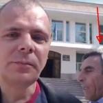 """Individul care l-a agresat pe jurnalistul Malin Bot in Teleorman este primar PSD. """"Domnul Dragnea are grija de noi toti""""  – Video"""