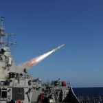 Iranul se joaca cu focul. Au incercat sa faca pe vitejii in fata fortelor SUA, insa s-au trezit cu o racheta