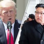 """Trump il ameninta pe dictatorul din Coreea de Nord: """"Poate foc si furie n-a fost destul!"""""""