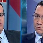 "Ponta, razboi violent cu Antena 3: ""Adevaratii SECURISTI au aratat la televizor o poza"". Cum explica prezenta la aceeasi masa cu Dan Barna"