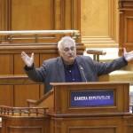 """Bacalbasa, reactie penibila dupa ce a fost suspendat din PSD. Sustine ca era sa faca """"hemoragie cerebrala"""" la tribuna Parlamentului"""
