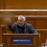 """Explicatiile penibile ale deputatului PSD Bacalbasa, dupa gesturile suburbane din Parlament: """"N-a fost o atitudine imorala din punct de vedere uman"""""""