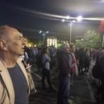 """Propaganda PSD cere ca Gabriel Liiceanu sa fie pus sub urmarire penala pentru """"actiuni impotriva ordinii constitutionale"""""""