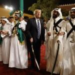 Donald Trump s-a prins in dansul razboiului. Imagini virale din Arabia Saudita – Video