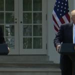 Mesaj fabulos al lui Donald Trump adresat lui Iohannis in conferinta de presa. Ce le transmite romanilor – Video
