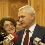 Declaratii ale lui Liviu Dragnea cu cateva minute inainte de CEX. Ce spune despre schimbarea lui Grindeanu
