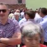 """Grindeanu, asteptat de sute de membri PSD la Timisoara: """"Il sustinem pana in panzele albe"""". Dragnea e dat disparut"""