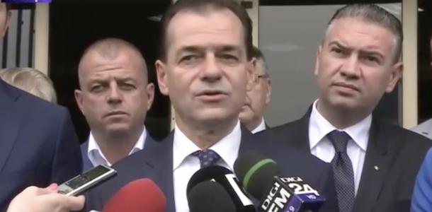 Victorie zdrobitoare a lui Ludovic Orban in alegerile pentru presedintia PNL. Mesaj dur pentru liberalii care colaboreaza cu PSD