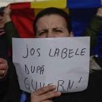 Imaginile pe care Dragnea le-a uitat. Membrii PSD care au fost scosi in strada sa apere Guvernul Grindeanu acum sunt incitati sa-l dea jos – Galerie foto