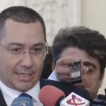 """Ponta, enervat ca Grindeanu s-a impacat cu Dragnea, il ataca pe fostul premier: """"Este si o limita"""""""
