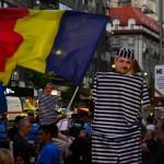 Marturiile unui jurnalist bruscat si amendat la marsul pro-DNA – Abuz incredibil al jandarmilor lui Carmen Dan