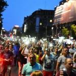"Protestatarii ocupa din nou Piata Victoriei. Trustul politico-mediatic PSD – Antena 3 – RTV forteaza decapitarea DNA: ""Situatia e mult mai periculoasa"" – Video live"