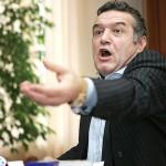 """Reactie isterica a lui Becali la Antena 3, dupa ce s-a cerut revocarea eliberarii sale: """"Amenintari? Doar nu eram idiot, sunt niste primitivi"""". Cum a iesit din emisiune"""