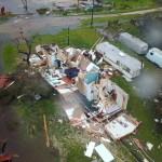 Tragedia produsa de uraganul Harvey in SUA