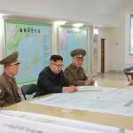 Reactie de urgenta a SUA dupa ce Coreea de Nord a trimis o racheta in directia Japoniei. Plus: Opt bombe grele, lansate de Coreea de Sud