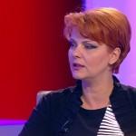 """""""Am fost urmarita si in baie, si in dormitor"""". Lia Olguta Vasilescu s-a plans in direct la Antena 3 ca agentii din servicii s-au """"distrat"""" pe seama ei"""