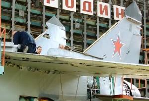 rusia avioane