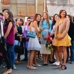 """Nu vreau sa renunt la iubirea vietii mele"". Mesaj surprinzator al lui Carmen Iohannis la Sibiu. Elev: ""Doamna noastra diriginta este intr-adevar o prima doamna"""