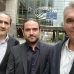"Facebook i-a suspendat contul unuia dintre cei trei penibili de la Bruxelles: ""Pitecantropii aplauda"""