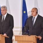 """In prezenta premierului Bulgariei, Tudose a anuntat cand va intra Romania in Schengen: """"Romania este oaza de stabilitate"""""""