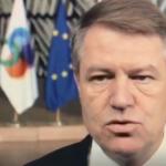"""""""Nu va ramane asa"""". Presedintele Iohannis, atitudine taioasa de la Bruxelles fata de deciziile din Comisia Iordache de masacrare a legilor justitiei"""
