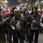 """Dacian Ciolos s-a aflat printre protestatari: """"Nu ne putem juca cu viitorul Romaniei prin astfel de decizii"""""""