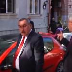 """""""Da-te dracu'!"""". Un deputat PSD il injura pe un roman care il huiduia pe Dragnea la Deva: """"Infractorule, penalule!"""""""