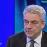 """Declaratie dura la Bruxelles: """"Premierul Tudose este nefrecventabil, nu a fost primit niciunde. Romania se va confrunta cu probleme in 2019 din acest motiv"""""""