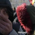 Oameni simpli au fost adusi cu forta de Olguta Vasilescu la manifestatia PSD din Craiova de omagiere a Regelui. Reportaj video din mijlocul multimii