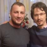Antena 3 va innebuni: politistul Marian Godina isi petrece Revelionul impreuna cu judecatorul Cristi Danilet
