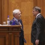 Klaus Iohannis merge astazi in Parlament. Liviu Dragnea si Calin Popescu Tariceanu tocmai au luat o decizie jignitoare la adresa presedintelui tarii