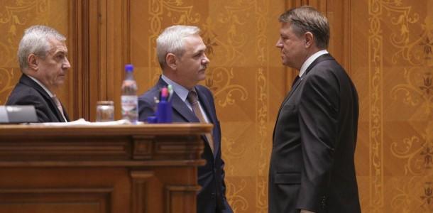 sedinta comuna a camerelor parlamentului