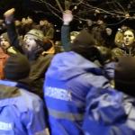 "Protest furios in Piata Victoriei dupa inlaturarea lui Lazar: ""In ce fel de tara vrei sa traiesti? Hai ACUM in strada!"""
