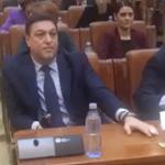 Senatorul PSD Serban Nicolae, jigniri scabroase, fara precedent, la adresa unei deputate. Niciodata nu s-a ajuns atat de jos in Parlament – Video