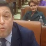 """Injurata in ultimul hal de badaranie de Serban Nicolae, deputata Cosette Chichirau reactioneaza: """"Ce ati vazut este o mica parte"""" – Video"""