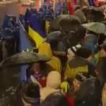 """Reactie oficiala a PSD. Partidul lui Dragnea ii denigreaza violent pe manifestanti pe posturile TV de propaganda: """"Blasfemie!"""""""